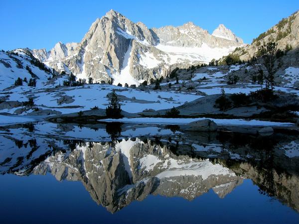 Sailor Lake Reflection