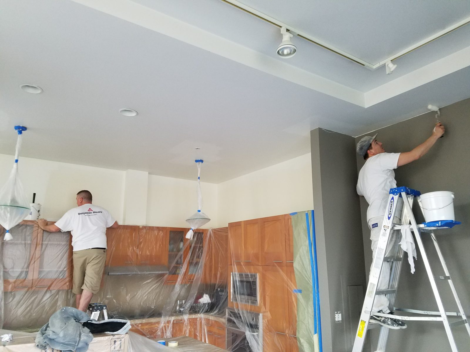 Portland Painting Contractors Cascade Painting Restoration - Commercial painting contractors