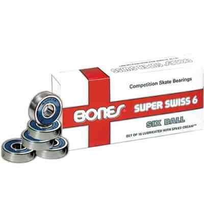 Bones Super-6 Bearings