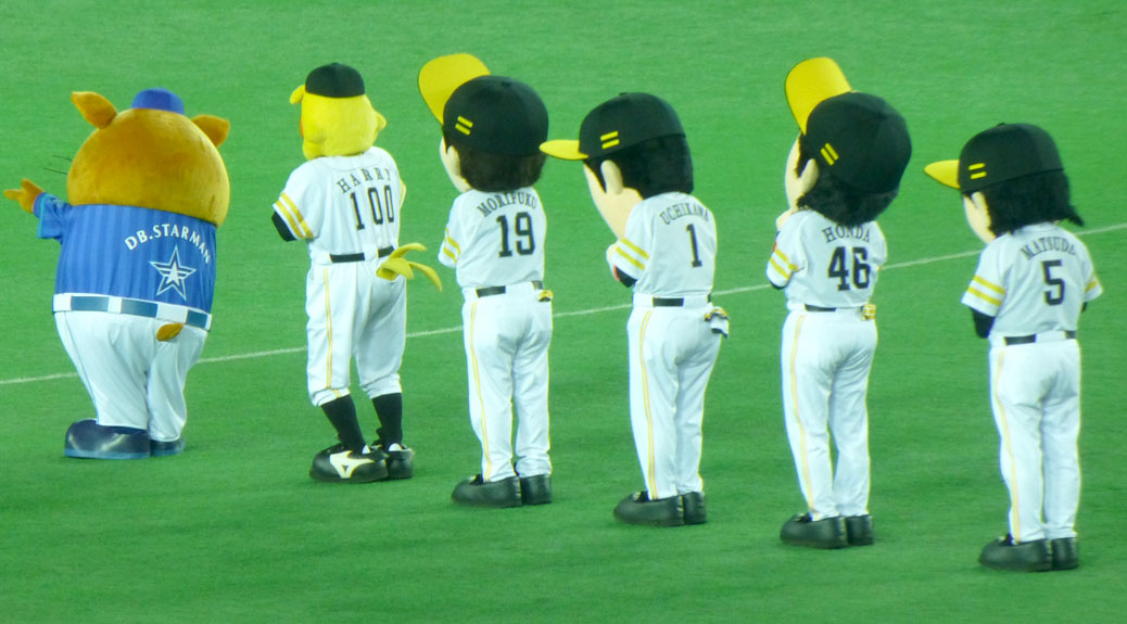 Hawks Mascots