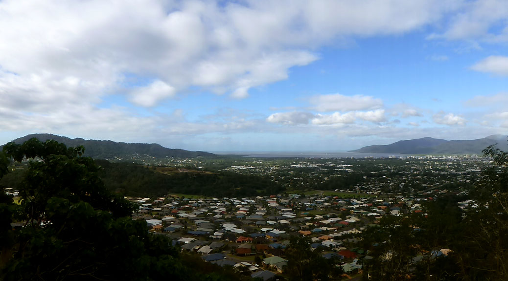 Overlooking Cairns