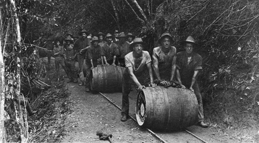 Kuranda Railway Workers