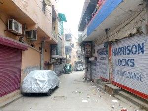 Delhi side street
