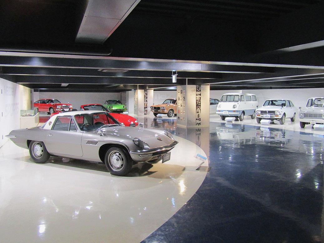 Mazda Headquarters in Hiroshima, Japan