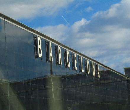 Barcelona's El Prat airport.
