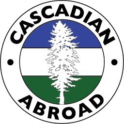 Cascadian Abroad Logo for Standard Display