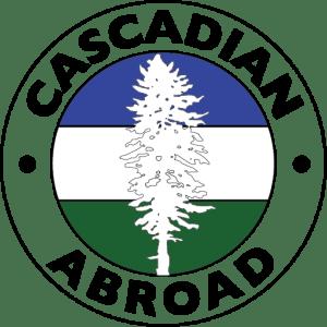 Cascadian Abroad Logo for Retina Display