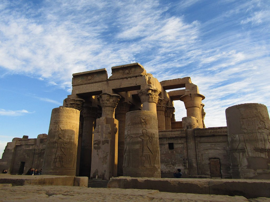 Aswan's Temple of Kom Ombo.