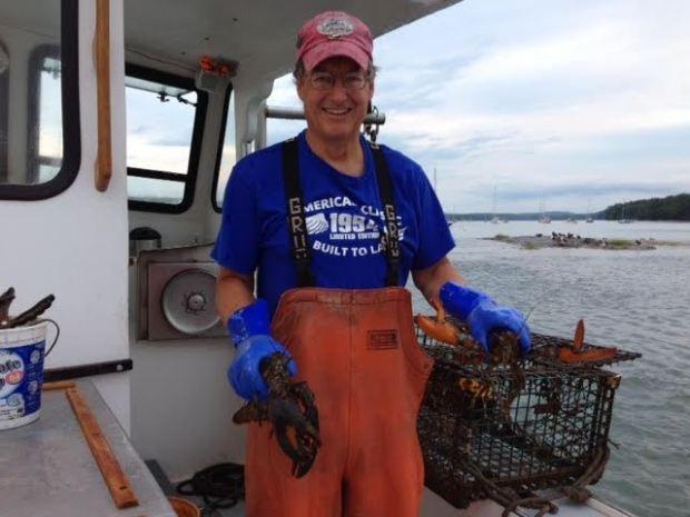 Jack Thomas, Friends of Casco Bay Board Member