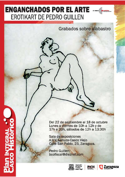 Erotikart Pedro Guillen