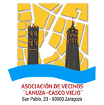 Logo Asociación de Vecinos Lanuza Casco Viejo