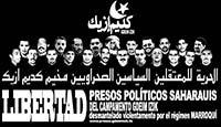 Concentración en Zaragoza por la Libertad de todas las personas saharauis presas