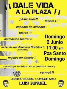 Dale Vida a la Plaza luisbunuel.cascohistorico.es