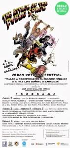 URBAN.OUTCAST:FESTIVAL en el Centro Social Comunitario Luis Buñuel