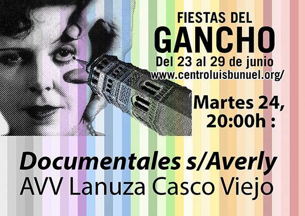 Proyección de documentales sobre Averly en las Fiestas del Gancho