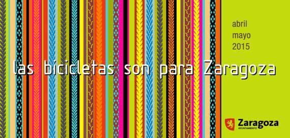 Las bicicletas son para Zaragoza