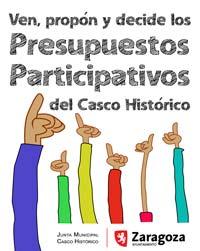 Reglamento presupuestos participativos 2016- Junta Municipal distrito Casco Histórico