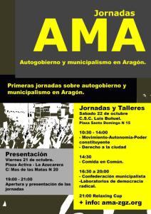 Jornadas Autogobierno y Municipalismo en Aragón
