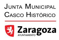 Junta Municipal del Distrito Casco Histórico / Ayuntamiento de Zaragoza