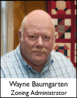 William Baumgarten--Casco Township Zoning Administrator width=
