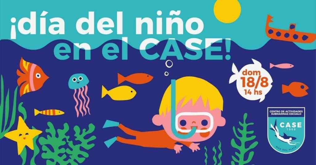 ¡Día del Niño en el CASE! 1