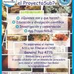¿Querés conocer al ProyectoSub?