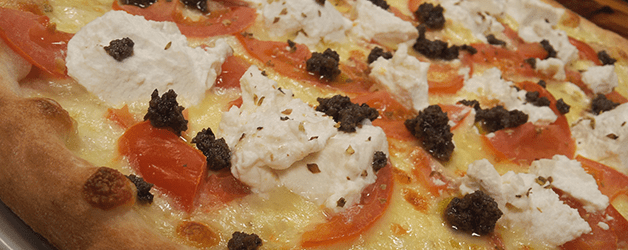 Ricottina & Caprina : 2 nouvelles pizzas en suggestion