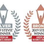 2019 Stevie Silver & Bronze Awards