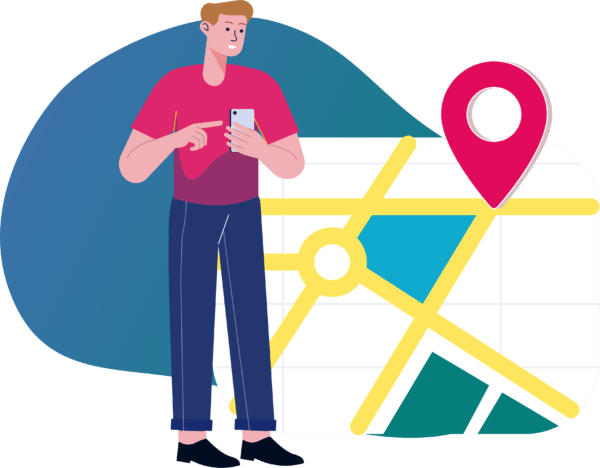 mobile with gps tracking and signature capture