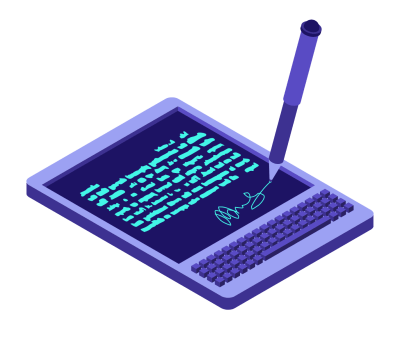 digital remote signature capture
