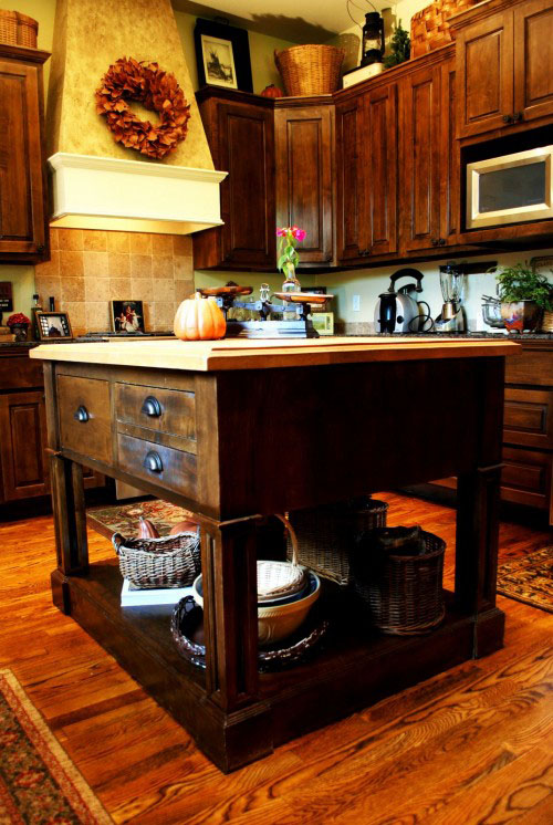 wood and stone floor beautiful kitchen cabinets we loved case designremodeling