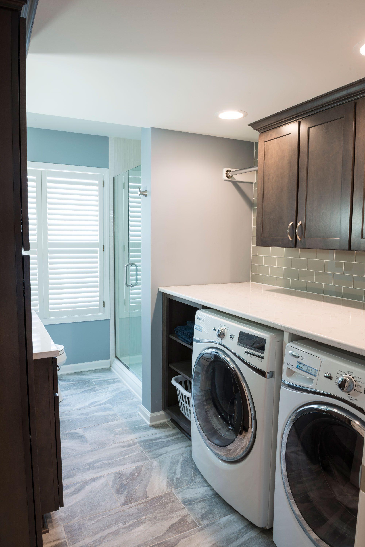 Room Laundry Plans Small Bathroom