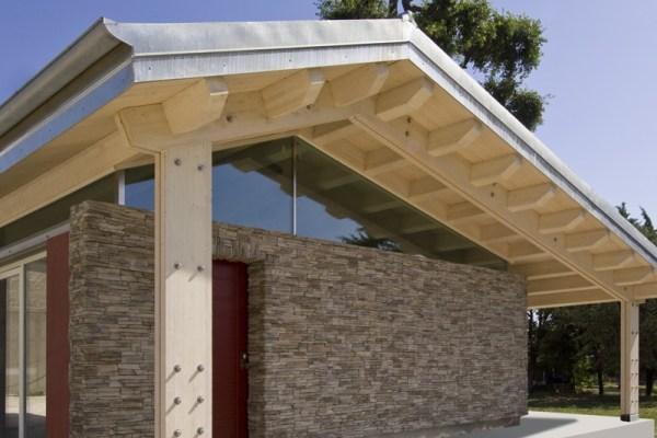 Case in legno da 100-150 mq - 05