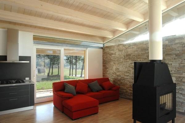 Case in legno da 100-150 mq - 02