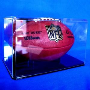 ProTech CC8BM Premium Football Display Case