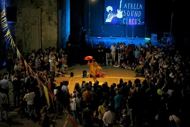 Risultati immagini per Atella Sound Circus
