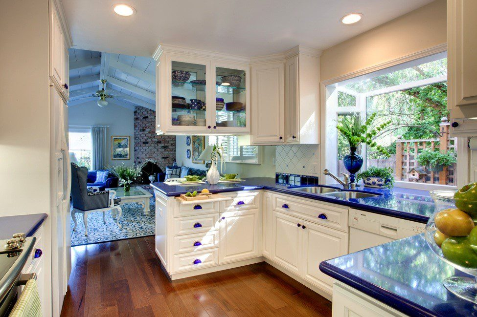 Countertop Options | Case Design/Remodeling of San Jose on Modern:egvna1Wjfco= Kitchen Counter Decor  id=73784