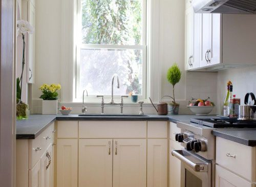 How to Remodel a Small Kitchen | Case San Jose on Small Kitchen Remodel  id=33167