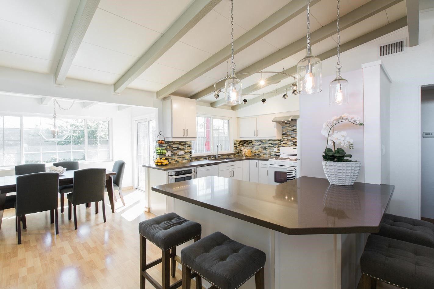 Decor Ideas For Open Floor Plans Case Design Remodeling