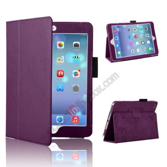 Magnetic PU Leather Smart Cover Case For IPad Mini Retina