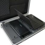 Cooler koffer mit Epson WF-100