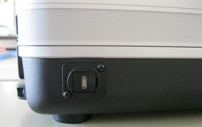 CaseSys Koffer mit USB-C