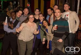 After Work Drinks Toronto 8 — #AWDTO — End of Night Crowd