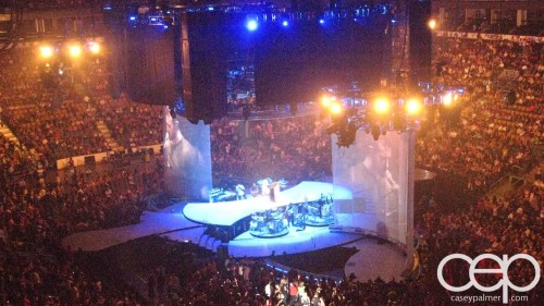 2007 Justin Timberlake FutureSex/LoveShow Toronto — Stage