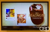 Magnum Pleasure Shop — The #MyMagnum Sign Board