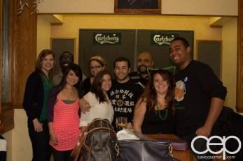 Marcel's 28th Birthday — Pauper's Pub — Team Trolling and Fam