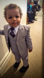 The Week That Was... October 18th - 24th — Adrian and Denise's Wedding — Little Man's Outfit