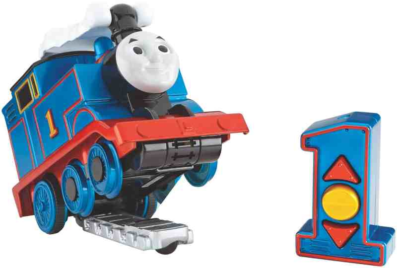 Give it Some Mo' — How Thomas & Friends and Movember Canada Help Men Live Better Lives! — Turbo Flip Thomas (72 ppi)