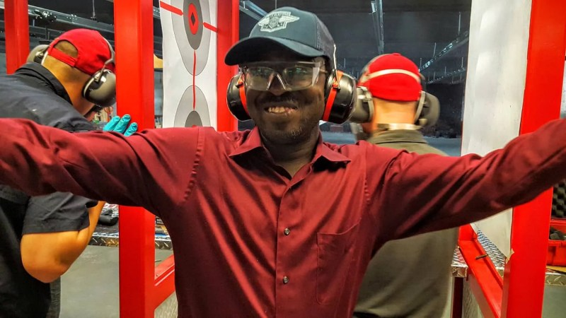 The Week That Was... November 15th - 21st, 2015 — Target Sports Canada — Casey Palmer After the AR-15