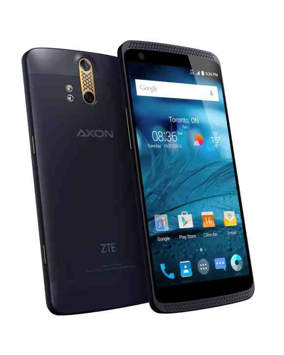 The Week That Was... October 25th - 31st, 2015 — ZTE Axon Product Image